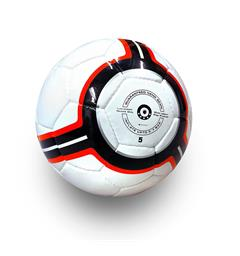 Fotball Topstar str: 5 Silver,black,red