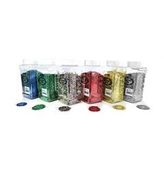 Glitter grovt single 250 g