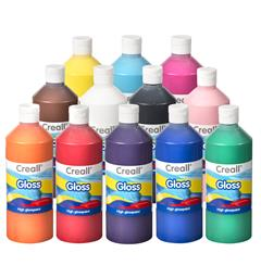 Creall gloss maling single 500 ml